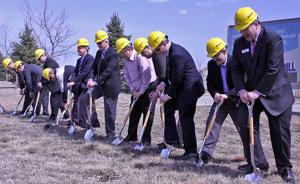 Goodwill breaks ground for new location