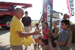 Schoolkids learn a lot on Nebraska State Fair field trip