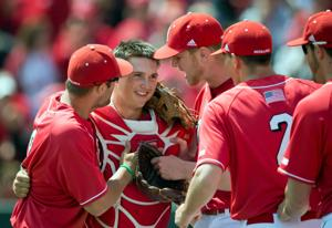 Huskers complete series sweep to keep pace with first-place Hoosiers