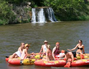 Prime paddling season begins on Niobrara River