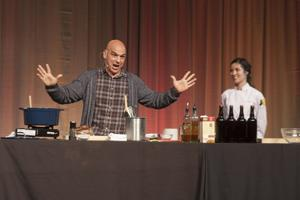 Iron Chef Michael Symon helps Food Bank whip up $295K