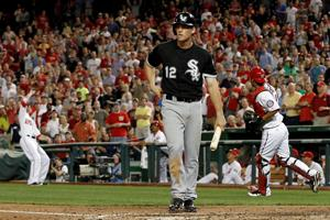 White Sox give Elkhorn native Gillaspie a chance to contribute in majors
