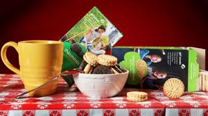 New cookie claim earns Girl Scouts a scolding