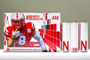 Shatel: Huskers charge up neat promotion for Ameer Abdullah