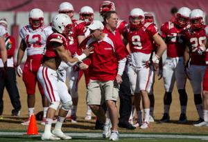 Open dialogue helping Husker offense get on same page