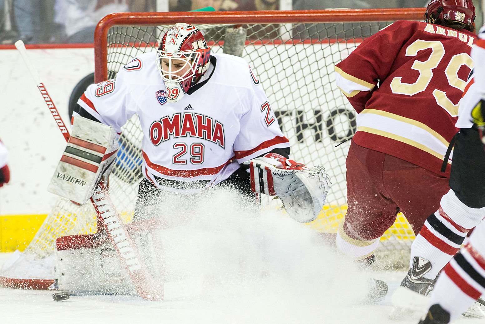 NCHC: First-place UNO Mavericks Crack Top 10 In Polls