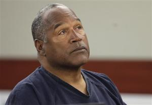 OJ Simpson loses bid for new trial in Las Vegas