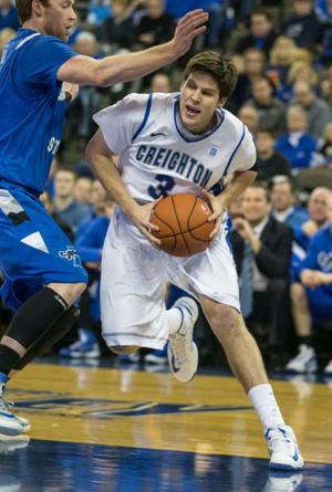 Bluejays pull away from Indiana State