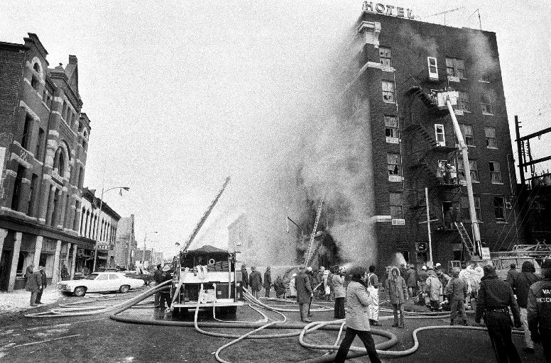 Forty Years Ago A Hotel Explosion Killed 20 And Changed
