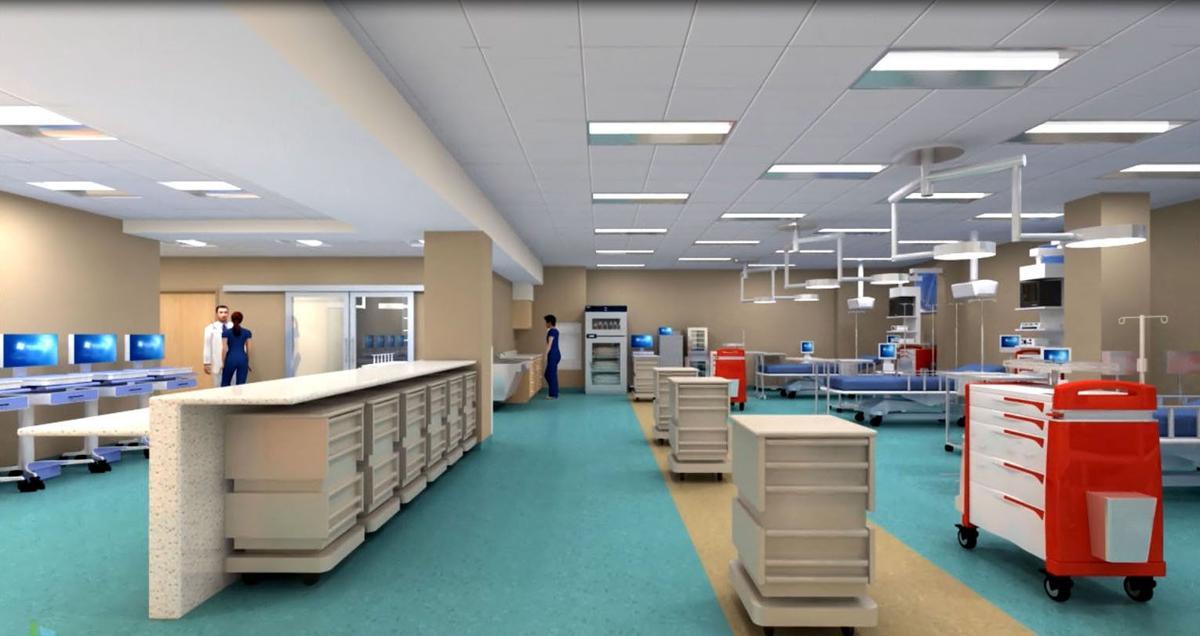 Creighton University Emergency Room