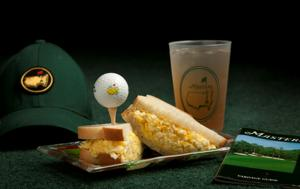 Beyond the green jacket, Masters known for simple, cheesy foods