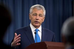 Though furlough-exempt, Chuck Hagel to return portion of salary