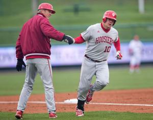 Home runs lift Hoosiers past Huskers