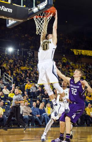 Wolverines winning, despite losing Mitch McGary
