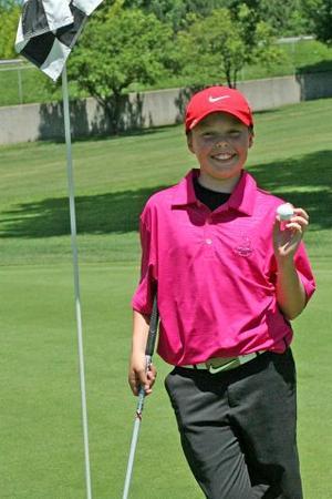 Elkhorn boy, 12, is already on fast track