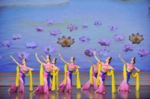 Shen Yun delivers divine dancing