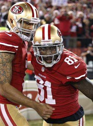49ers beat Falcons 34-24 to clinch playoff berth