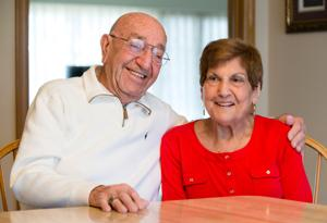 Kelly: 65 years later, it's still amore for Omaha couple