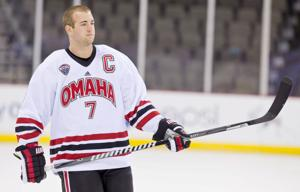 Q&A with UNO defenseman Michael Young