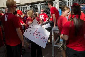 Even after leaked audiotape, Husker fans still 'Bolieve'