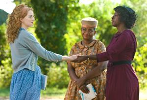 What to watch: Emma Stone stars in 'The Help' on TNT