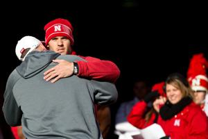 From the sidelines: Wistrom says being named Blackshirt captain 'pretty special deal'