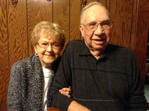 Iowa couple's 70 years of marriage an inspiration