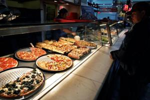 In brief: Sbarro files for bankruptcy again