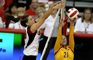 Huskers in attacking mode to sweep Gophers