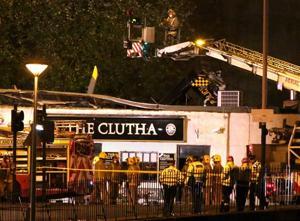 'Numerous' casualties in Glasgow pub copter crash