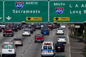 Kiewit: Project complexity slows L.A. Interstate work