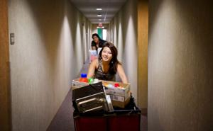 All the dorm room necessities for college students