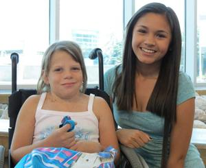 Bieber fan donates concert tickets to another