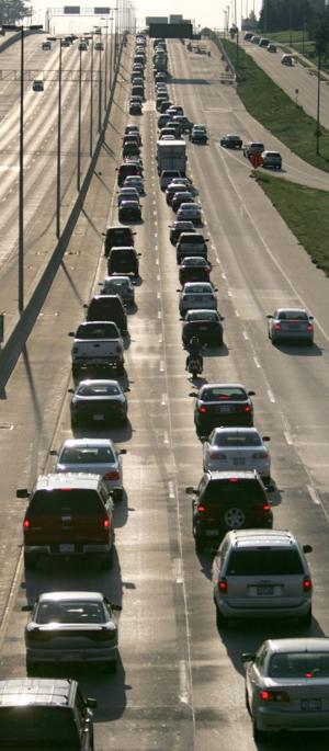 Omaha has more traffic, and report says that's a good thing