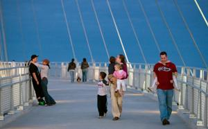 Bob Kerrey Bridge concert series to begin Friday