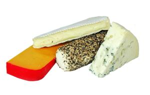 In Season: the perfect cheese plate