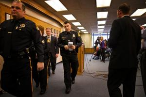 Cover-up by Omaha police officers alleged