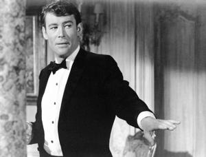Peter O'Toole's personality was big enough to fit his roles