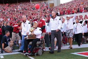 Chatelain: Huskers ground out an old-fashioned victory