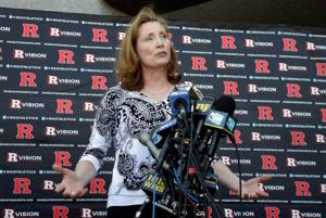 Rutgers A.D. Julie Hermann aims to replicate her NU experience