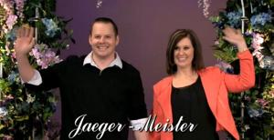 Watch Lincoln's Jaeger-Meister couple on 'The Tonight Show with Jay Leno'