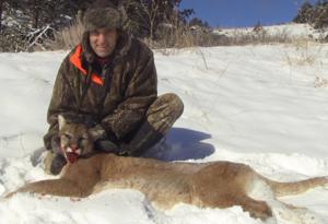 Teacher may have been Nebraska's last hunter to kill a mountain lion
