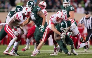 Nyatawa: Nebraska defensive line does its job in run game