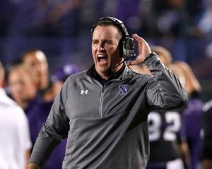 Barfknecht: Fitz fits in Evanston, and job isn't done