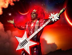 Omaha, get ready for a funky Christmas with Bootsy Collins
