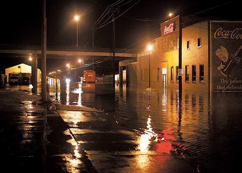 Floods Damage Homes Businesses Cars In Kearney Omaha