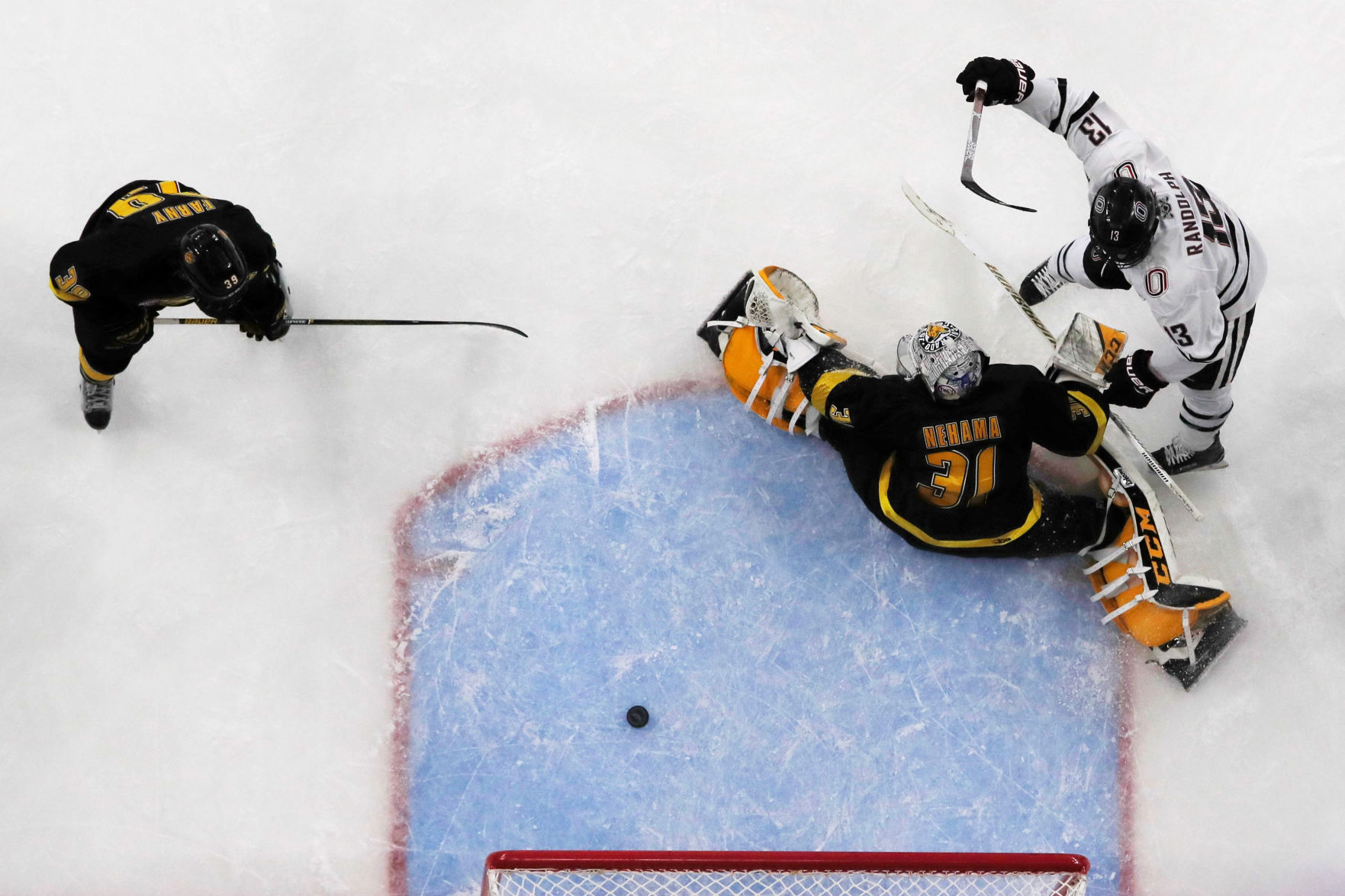 NCHC: UNO Strikes Early, Bounces Back To Beat Colorado College