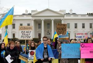 Obama urged to be firm, but is he tough enough to rein in Russia?