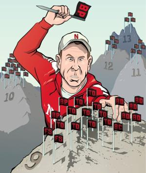 Huskers, Bo Pelini staking claim to win No. 9