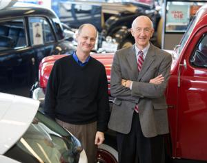 Diers' enthusiasm for his Fremont Ford dealership spans 50 years